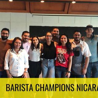 ☕️💪🏽🍒HAGAMOS CAFÉ - EP 21 | Barista Champions Nicaragua 2021