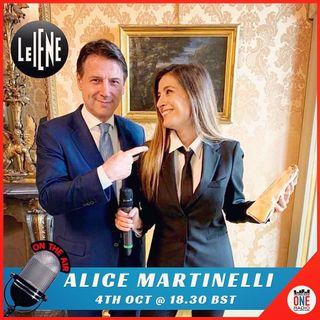 Dazi USA -Approfondimenti con  la IENA Alice Martinelli