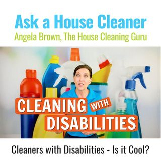 Cleaning With Disabilities - Can Those with Down Syndrome Clean?