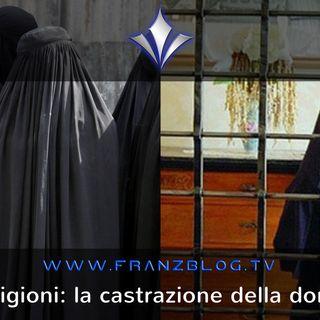 Religioni e castrazione femminile: opera al nero