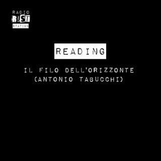 """Burma legge """" Il filo dell'orizzonte"""" di Antonio Tabucchi"""