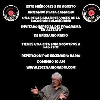 Armando Plata: la voz del ayer, de hoy, de siempre