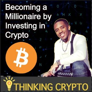 Becoming A Millionaire by Investing in Crypto - YouTuber Daunte Baccus (Reactitup) Interview