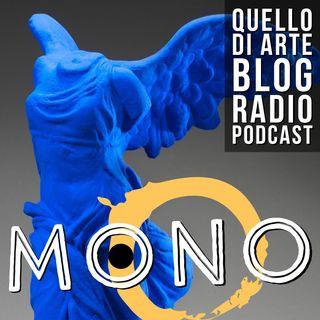 Mono 55 - La Nike blu
