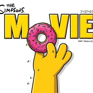 "Welcome To ""Once Upon A Time In Springfield""  - The Simpsons Movie"