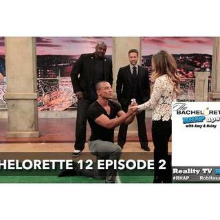 Bachelorette Season 12 Episode 2 | Firefighting, Choices, Proposals, & Protein