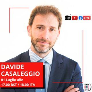 Davide Casaleggio: Investire in ricerca e sviluppo per far rinascere l'Italia