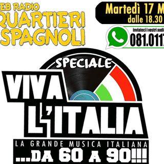 17/03/20 Viva l'Italia da 60 a 90 - dediche whatsapp 0810117693