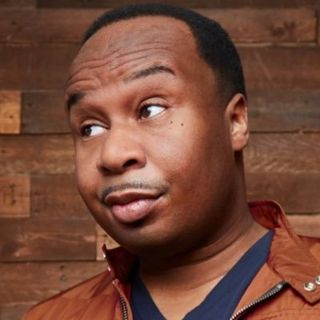 Comedian Roy Wood JR from The Daily Show