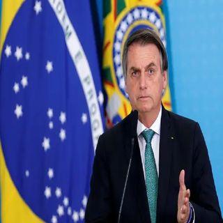 Jair Bolsonaro, confirmó que se deslinda de consecuencias que provoque vacuna contra Covid en personas