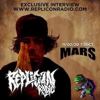 MARS Returns 11/2/20 Replicon Radio