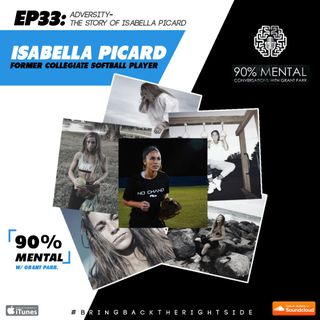 """Isabella Picard - former Collegiate Softball Player - """"The Isabella Picard Story"""" - Episode 33"""
