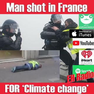 Morning moment Man shot on streets of France Feb 6 2019