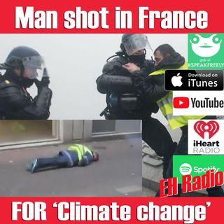 Morning moment Man shot on streets of France Feb 6 2019
