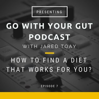 How To Find A Diet That Works For You