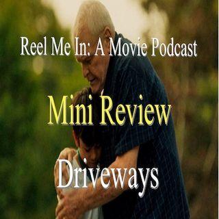 Mini Review: Driveways