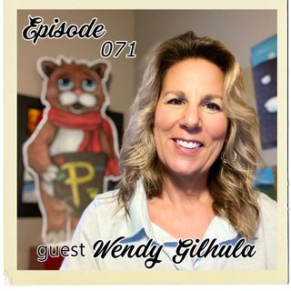 The Cannoli Coach: From Mister Rogers to Pika Bunny! w/Wendy Gilhula | Episode 071