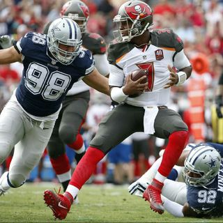 Cowboys Vs Buccaneers Part 2
