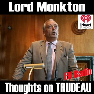 Morning moment Lord Monkton Exposes Trudeau Nov 7 2017