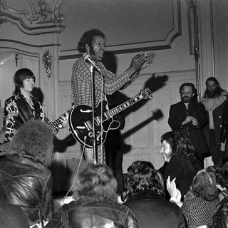 Chuck Berry Boogied With the Freaks & Heads