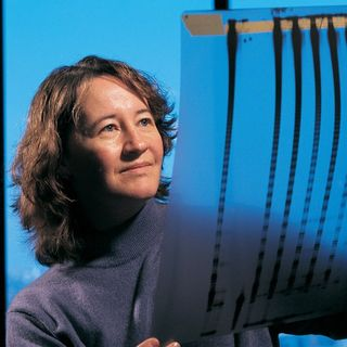 Carol Greider Nobel Prize Winning Scientist! (Cara)