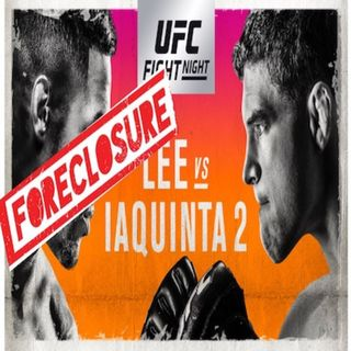 MMA Fight Picks#UFCMilwaukee - Forclosure: Al Iaquinta vs Kevin Lee 2