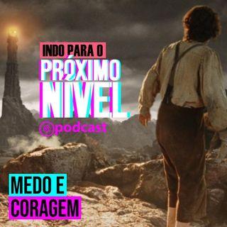 LIVE   MEDO E CORAGEM