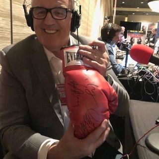 Showtime Boxing with Gerry Cooney on #WilderFury