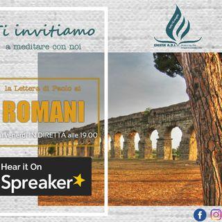Lettura Sistematica Romani 10:14-15 (diretta) Fragneto 25.11.20