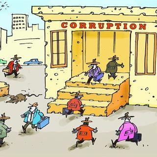 Corruption: Open Doors to America's Treasury