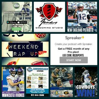 Weekend Rap Up Ep. 62: Jeff Heath Saves The Day!