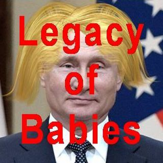 Legacy of a FAKE President A.K.A. Individual-1 A.K.A. Donald J Trump A.K.A. Republican