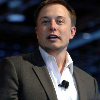Wayne talks about Elon Musk's latest venture in his tech slot