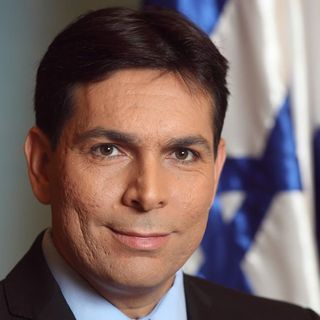 U.N. Amb. Danon to Successor: Goal is Israel's Security Council Membership