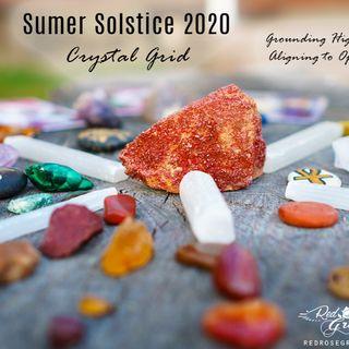 Summer Solstice 2020 0 Point light language transmission/ Lyran Andromedan