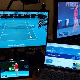 Episodio 40 - Tennis e TV, parabola contro streaming