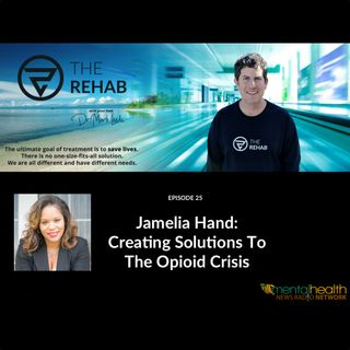 Jamelia Hand: Creating Solutions To The Opioid Crisis
