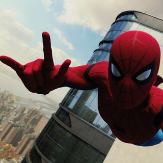 #184: Spider-man, South Park: The Fractured but Whole, Wolfenstein 2: The New Colossus & more!