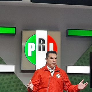 Alejandro Moreno contrasta cifras presentadas por AMLO