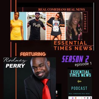 SEASON 2: WE ARE BACK : RODNEY PERRY
