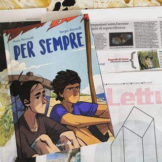 Intervista ad Assia Petricelli e Sergio Riccardi - Per Sempre, Tunué