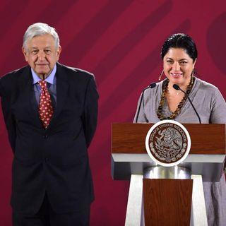Zoé Robledo, nuevo titular del IMSS
