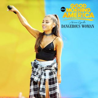 Ariana Grande - Live at Good Morning America - Full Concert / Full Show