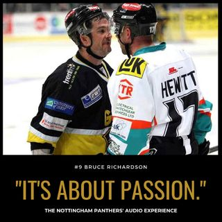It's about passion | Bruce Richardson