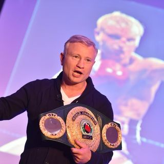 Interview with Billy Schwer world former world boxing champion