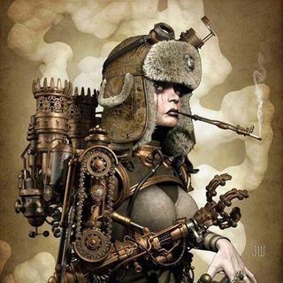 Puntata 11: Dallo steampunk al cyberpunk (con tutto quello che c'è in mezzo)