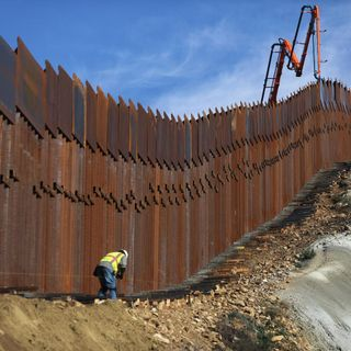 border wall discussion