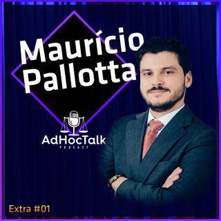 Extra#01 - Mauricio Pallotta