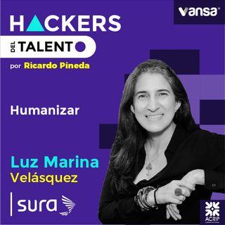 016. Ser Humanos - Luz Marina Velásquez (Sura Colombia) - Lado A