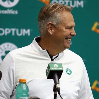 Impossible To Anticipate Celtics' Next Move At NBA Draft